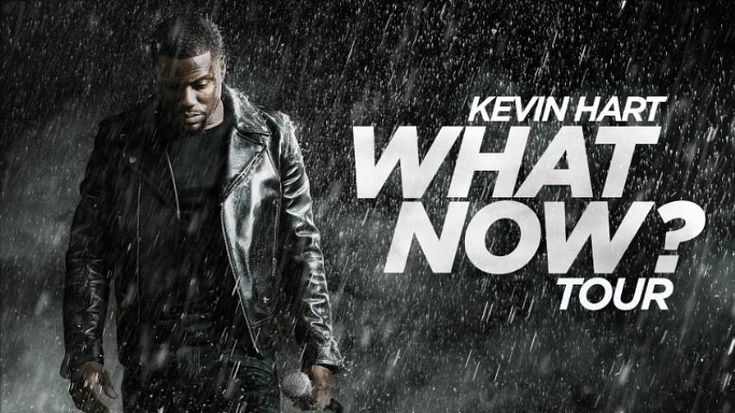 Video: Teaser Trailer For 'Kevin Hart: What Now?' Stand-Up Comedy Tour | VannDigital.com