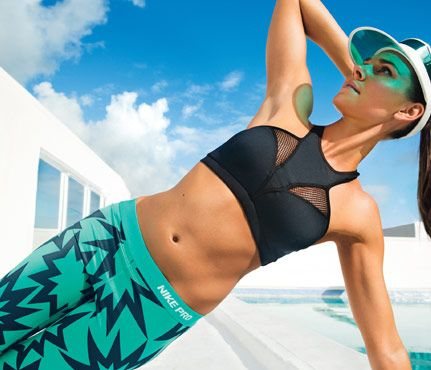 5-Minute Abs (Proven in a Lab!):Exercise physiologist Michele Olson has dedicated a chunk of her career to discovering the fastest, smartest way to firm your abs. Here, an exclusive routine based on her latest findings. The research will transform your gut.