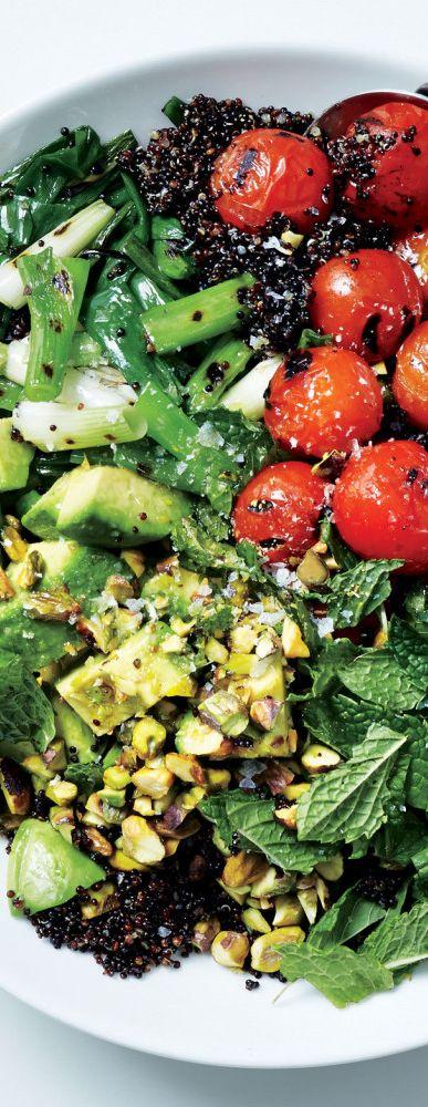 Vegan Cobb Salad recipe: Extra avocado, please.
