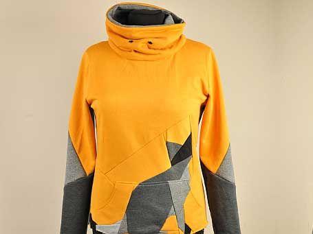 Colorblock sweater dress express ukrops