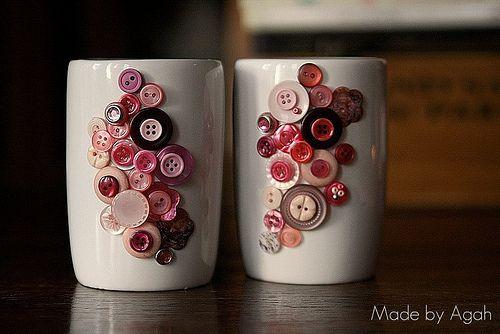 buttons cup#buttons art#buttons craft