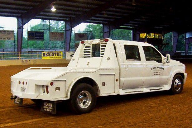 Custom Welded Steel Truck Fenders : The best custom truck beds ideas on pinterest