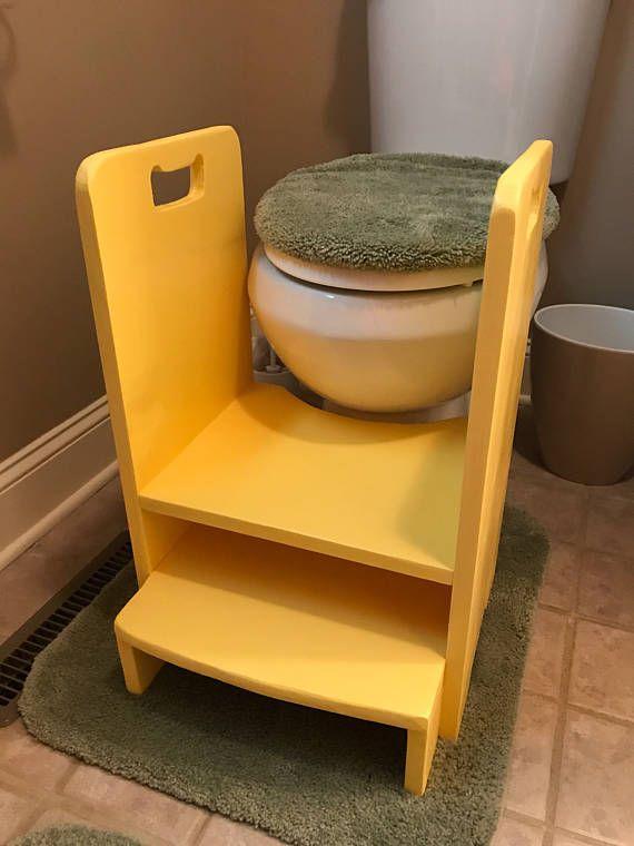 Diy Toilet Step Stool