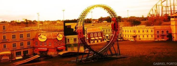 Looping on Beto Carrero World