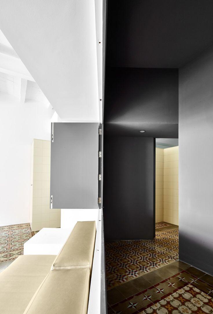 Arquitectura-G, José Hevia · Marià Cubí