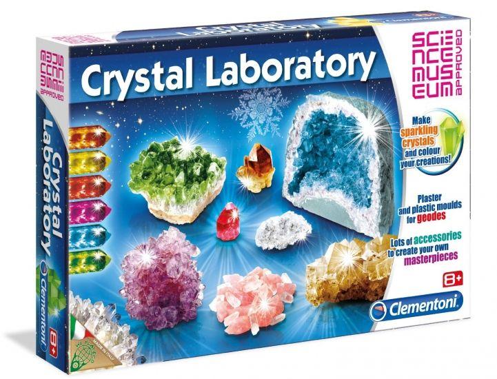 Crystal Laboratory