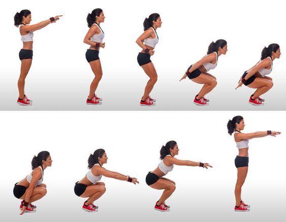 hindu squats