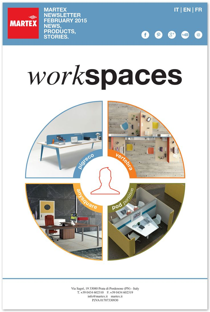 Discover the news of Martex' Workspaces ! Scopri le novità del mondo Workspaces di Martex!   www.martex.it