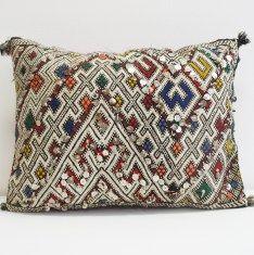 Berber pillows : Kelim Berber kussen 26 47 x 35 cm
