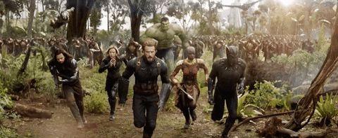 Captain America's beard deserves an Oscar, a Nobel Peace Prize, AND a Medal of Honor.