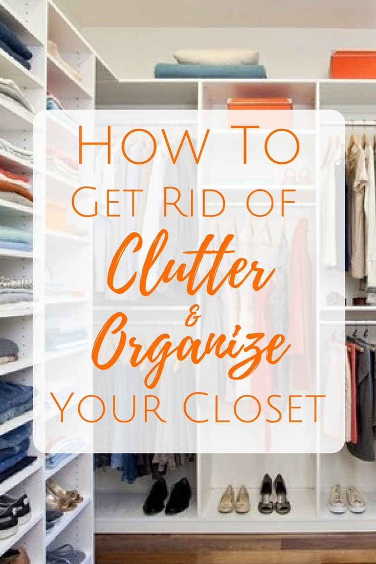 Stop searching for what to wear! Follow these to get your closet organized and save yourself some time and energy!  https://www.busywifebusylife.com/fashion/style-guide/organize-your-closet/