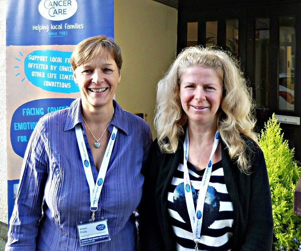 Local charities team up to offer new support service for flood victims http://www.cumbriacrack.com/wp-content/uploads/2016/11/Alison-Dixey-and-Kim-Keith-from-CancerCare.jpg Two South Lakeland charities have joined forces to launch a new support service to help crisis hit residents back on their feet, 12 months after Storm Desmond.    http://www.cumbriacrack.com/2016/11/17/local-charities-team-offer-new-support-service-flood-victims/