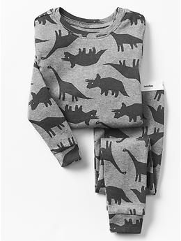 Dinosaur print sleep set | Gap