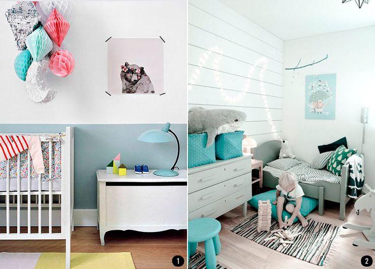 ideas y consejos para decorar la habitacin de un beb o de los nios conkansei