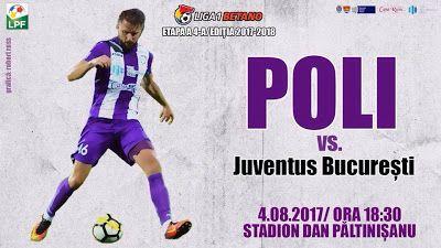 Peter Bahuczki din Timisoara: ACS Poli Timisoara - Juventus Bucuresti