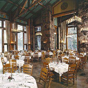 Resturants in and around Yosemite