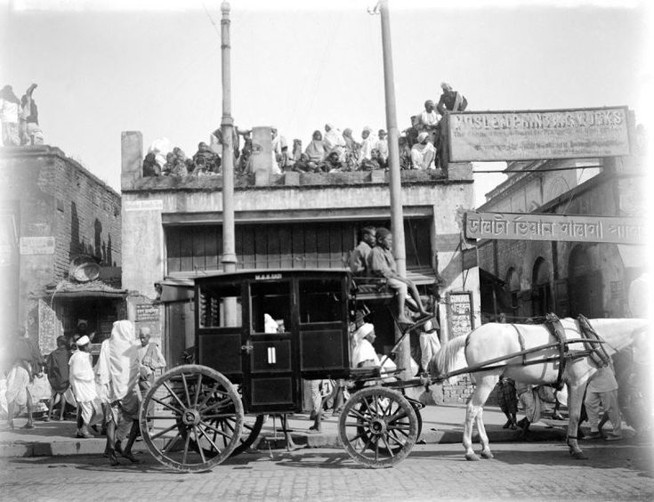 Rare 100-Year-Old Photos of India from the British Raj Era, Part Two