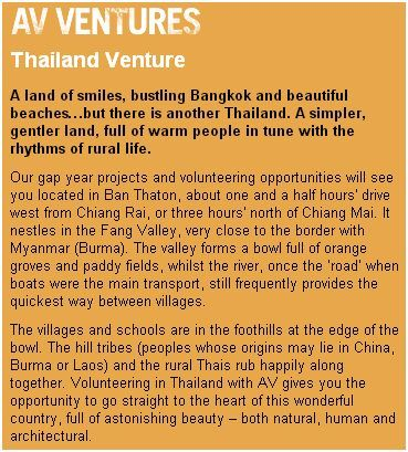 http://www.aventure.co.uk/Gap-Ventures-Teaching-Thailand-Facts.html ...Festivals There are too many festivals to mention – Thais don't need much of an excuse to have fun! Oh! And Koh Tao is next to Koh Phangan, home to the world-famous Full Moon Party!