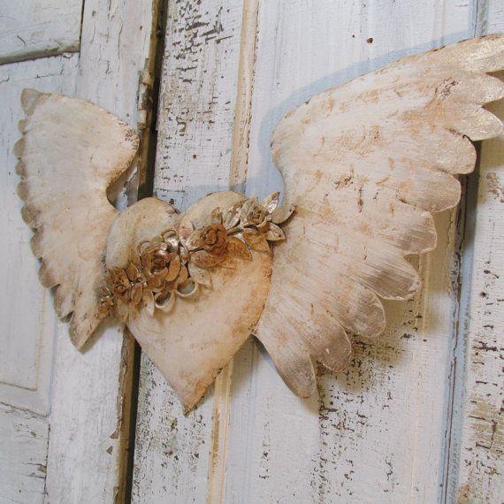Best 20 angel wings wall decor ideas on pinterest for Angel wings wall decoration