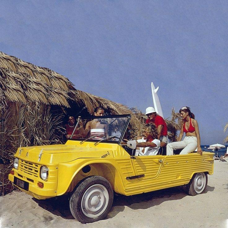 Assez 116 best MEHARI images on Pinterest | Cars, Vintage cars and  EV11