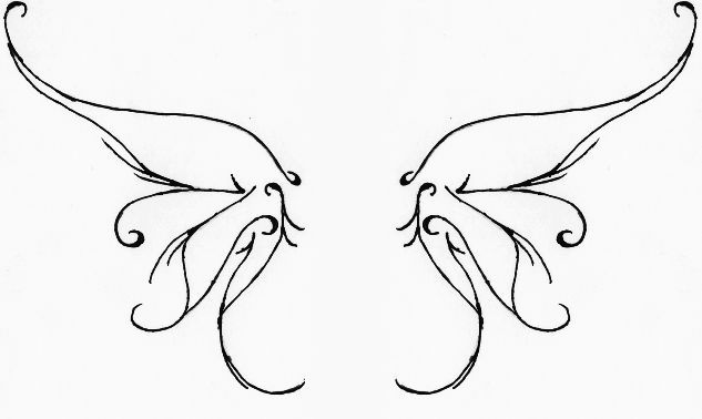 how to draw wings - Google Search