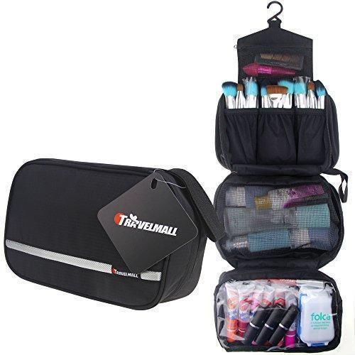 Oferta: 12.99€. Comprar Ofertas de TRAVELMALL- -Bolsa de aseo portatil,plegable,compacto y amplio-bolsa de maquillaje cosmetico y multifuncional -Ideal para via barato. ¡Mira las ofertas!