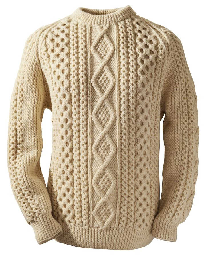 24 best Hand Knits Irish Sweaters images on Pinterest | Aran ...