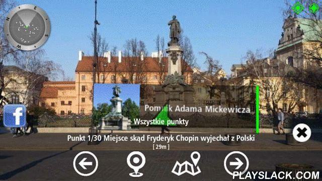 Arguido Przewodnik Turystyczny  Android App - playslack.com , Arguido to nowoczesna usługa, skierowana do posiadaczy urządzeń mobilnych (smartphone, tablet) realizująca funkcję przewodnika miejskiego. To co wyróżnia nasze oprogramowanie z grona innych mobilnych przewodników turystycznych, to zastosowanie nowoczesnej i rewolucyjnej technologii Augmented Reality (rozszerzona rzeczywistość). Dzięki niej użytkownik może obserwować nie tylko elementy świata rzeczywistego, ale także generowane…