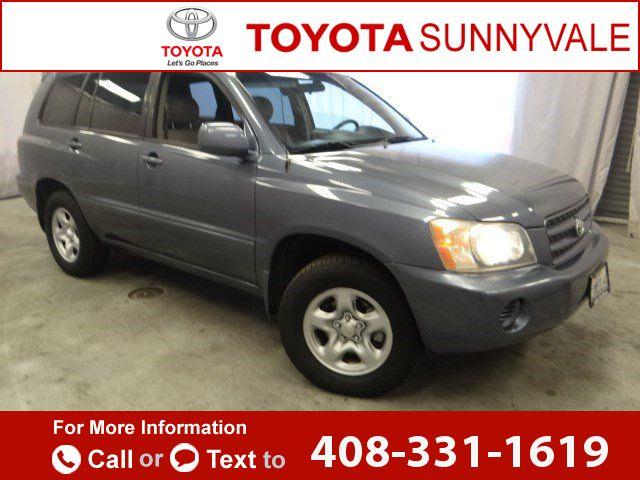 2002 *Toyota*  *Highlander*   171k miles $6,592 171916 miles 408-331-1619 Transmission: Automatic  #Toyota #Highlander #used #cars #ToyotaSunnyvale #Sunnyvale #CA #tapcars