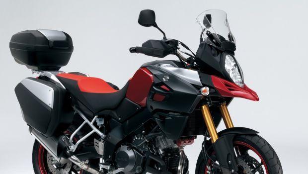Suzuki V-Strom 1000 2014 | intervista al Layout Designer