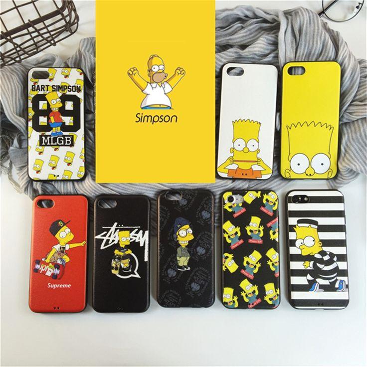 Чехлы Simpsons Ссылка для заказа на AliExpress - http://ali.pub/18tnmu #simpsons #phonecases