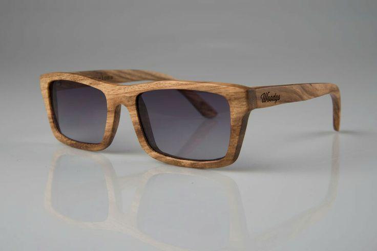 Gafas madera woodys-barcelona sunglasses