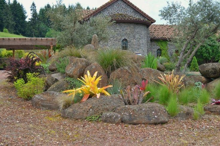 Roca jardines y naturaleza creando ambientes diferentes for Diferentes jardines