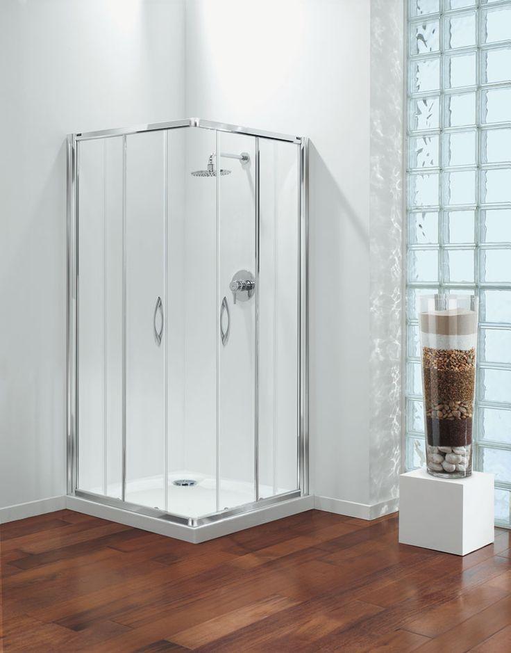 Corner Shower Doors Glass and Its Variation: Outstanding Bathroom Design With Luxury Corner Shower Doors & Best 25+ Corner shower doors ideas on Pinterest   Corner showers ... Pezcame.Com