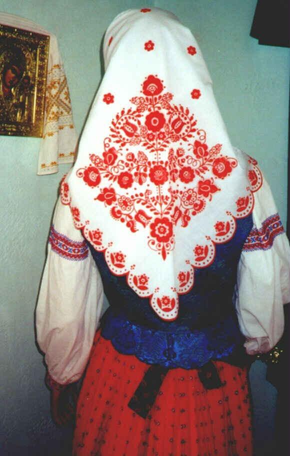 LEMKO embroidery