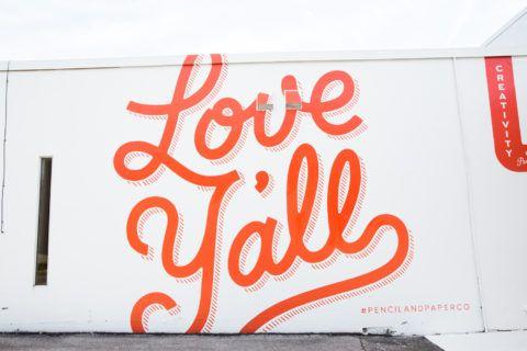 Nashville Murals | Nashville Guru | Cool Ideas  | Nashville