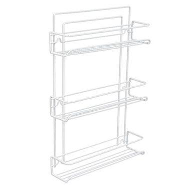 Kitchen Door Shelves