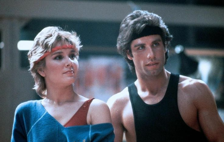 cynthia rhodes from Staying Alive with John Travolta also played with Patrick Swayze in Dirty Dancing!