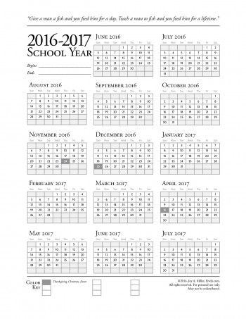 Best 25+ School calendar 2016 2017 ideas on Pinterest 2015 and - academic calendar templates