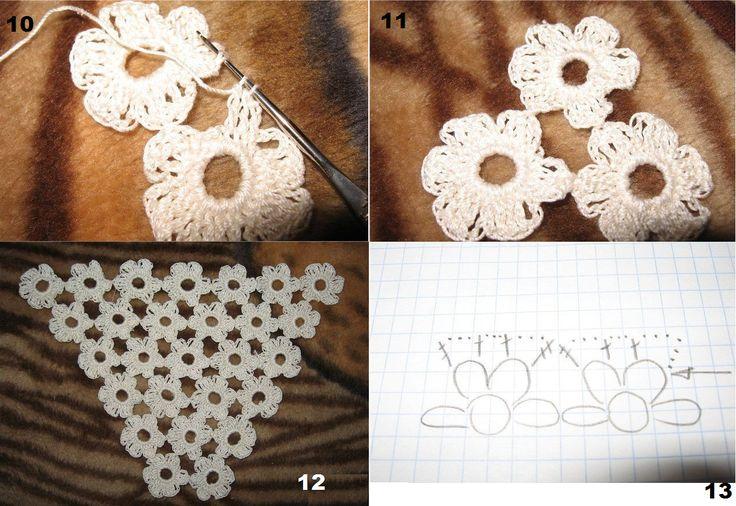 Como hacer Bragas con Circulos Crochet - Patrones Crochet
