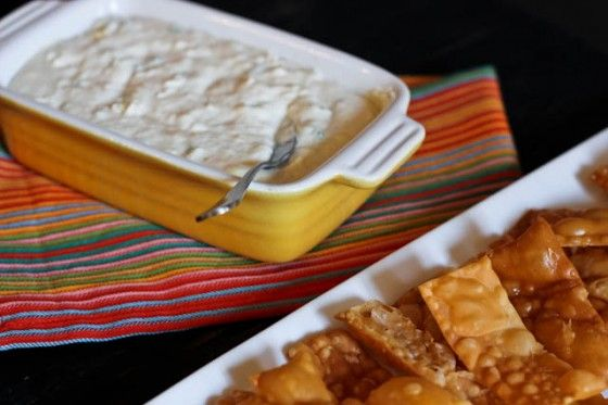 Crab Rangoon Dip.   # Pinterest++ for iPad #: Real Life, Cream Cheese, Recipes Appetizers, Fried Wontons, Baked Wonton, Appetizers Dips, Crab Rangoon Dip