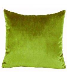 Iosis France Velvet / Linen Cushions - Prarie. Francalia