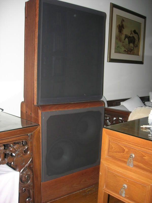 Infinity RS 4.5 Vintage Infinity Reference Standard Speakers