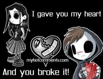 HEARTBROKEN Picture