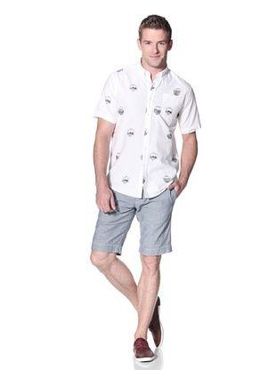 Soulland Men's Carstensen Short Sleeve Shirt