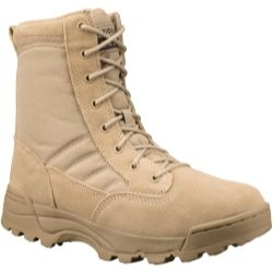 "Classic 9"""""""" Tan Tactical Uniform Boot, Size 12.0"