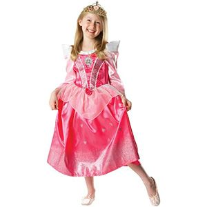Uyuyan Güzel Kız Çocuk Kostüm 3-4 Yaş, en güzel doğum günü kıyafetleri