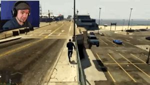 """septicplier: """"GTA V #4 THIS EPISODE IS SO STUPIDLY HILARIOUS! I love it so much I couldn't stop laughing! SO MUCH CARPOCALYPSE!!! """""""