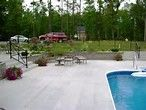 Image result for swimming pool retaining wall