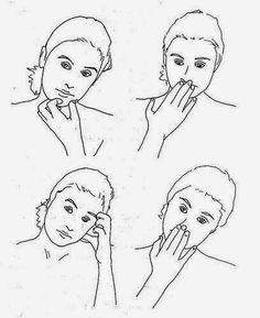 Costellazioni Familiari: Linguaggio del corpo: comunicazione non verbale ed i segnali del corpo